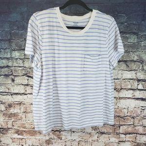 Madewell Cropped Tshirt